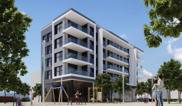 Edificio Rotonda 2 - Elche